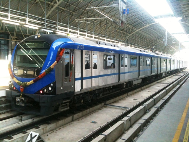 chennai-metro-train