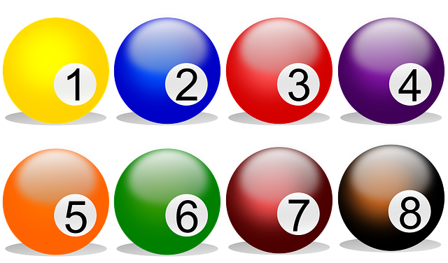 Number - Eight - Balls