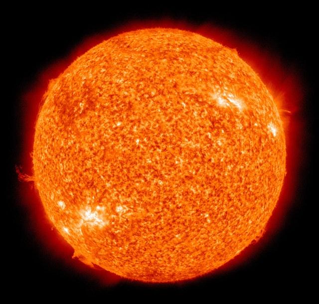 Sun (Circumference is Pi x Diameter)