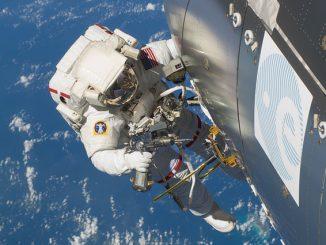 Third ISS Spacewalk of 2019